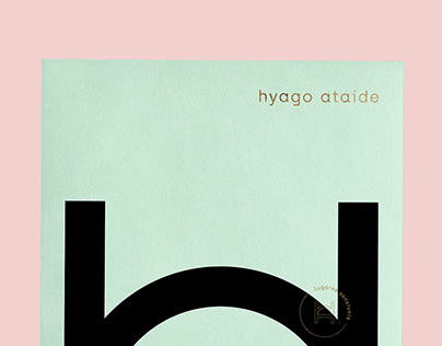 Hyago Ataíde | Identidade Visual
