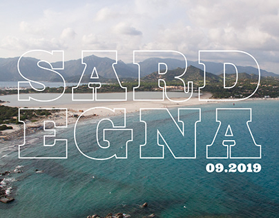Sardegna / Settembre 2019