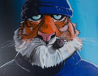 tiger sailor
