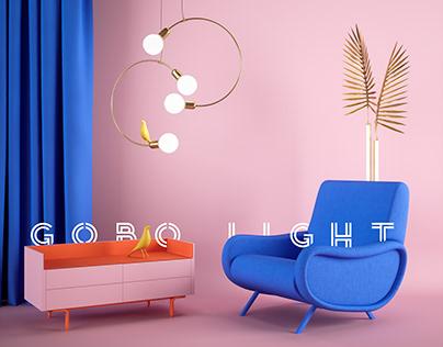 Gobo Light 2k18
