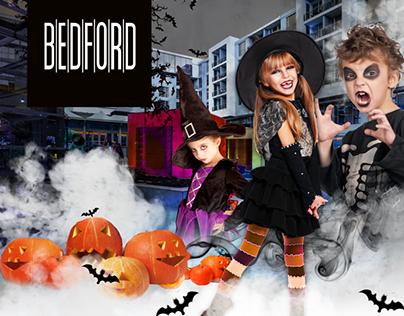 Bedford Centre Kids Halloween Concept Art