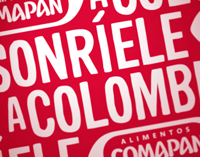 [Campaña] Comapan le sonríe a Colombia