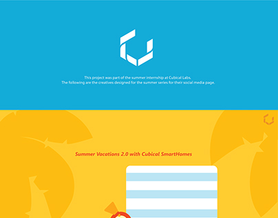 Branding for Cubical Labs
