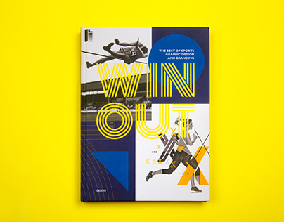 WIN OUT: The Best of Sports Graphic Design and Branding