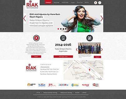 RIAK Website