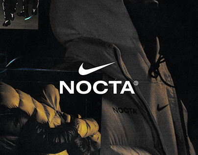 NOCTA Promotional Imagery