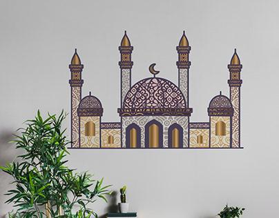 EID AL-ADHA MOSQUEمسجد عيد الأضحى