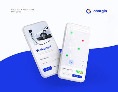Chargin - App Design