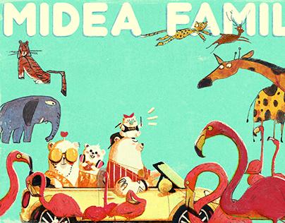 Media Family Branding