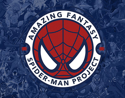 Amazing fantasy - Spider-man project