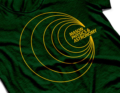 George Mason Physics Branding