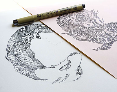 Lines. lines. lines. Drawing