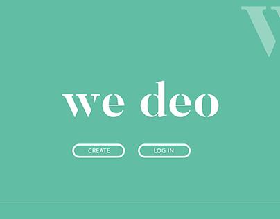 We Deo