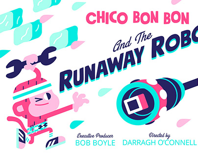CHICO BON BON TITLE CARDS