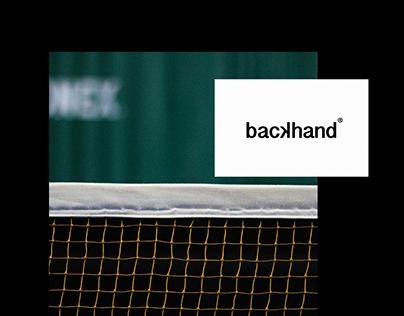 backhand ®