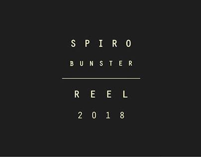 Spiro Bunster - Reel 2018