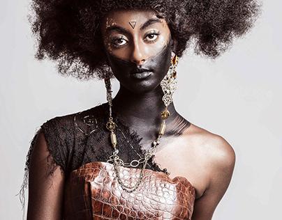 Avant-Garde Fashion Show & Photoshoot