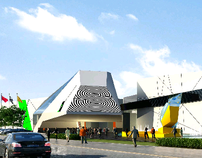Zhongshan lighting exhibition centre