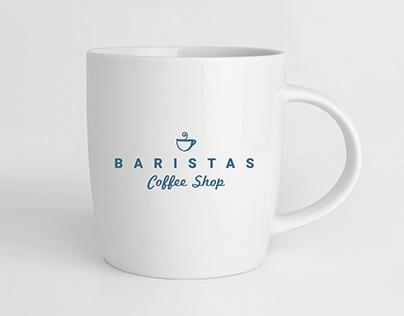 Baristas Logo Design
