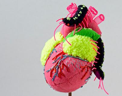 Anatomical Heart (centipede)