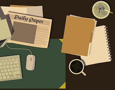 [Desk jobs] Detective
