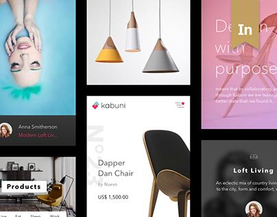 Kabuni – Brand Identity & Product Design