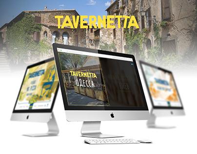 Italian restaurant site redesign