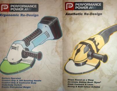 Ergonomics & Aesthetics Re-Design (NUIM)