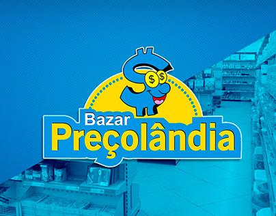 Apresentação Institucional - Bazar Preçolândia