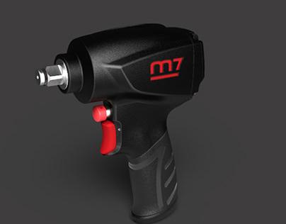 NC-4130 Air mini Pin clutch impact wrench