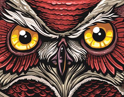 Owl Priest