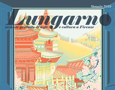 Lungarno, cover May