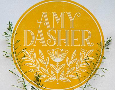Amy Dasher Logo