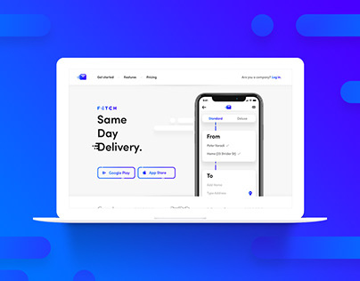 Fetch — Same Day Delivery