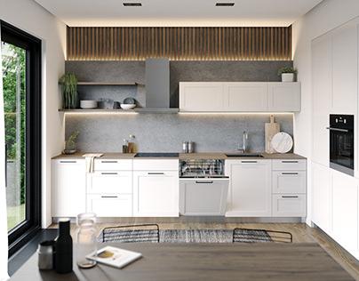 Hisense kitchen design