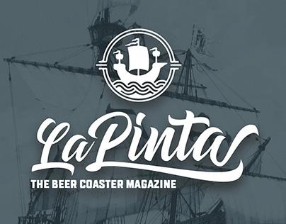 La Pinta - Travel Magazine Concept