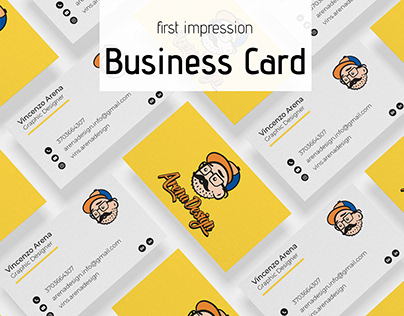 Business Card - First impression
