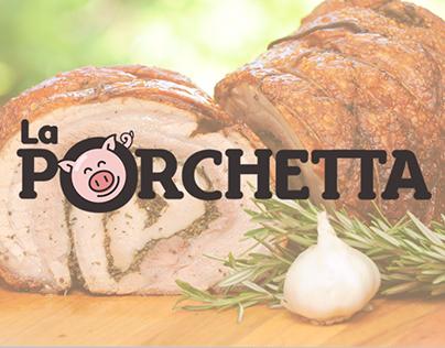 Branding: La Porchetta