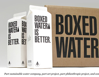 Boxed Water | The Box is Better