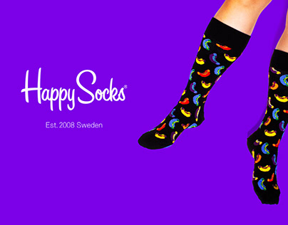 A Happy Socks Collaboration