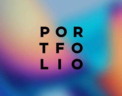 INDUSTRIAL DESIGN PORTFOLIO, 2019