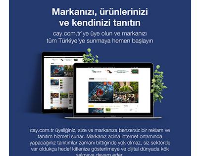 Dergi Reklam