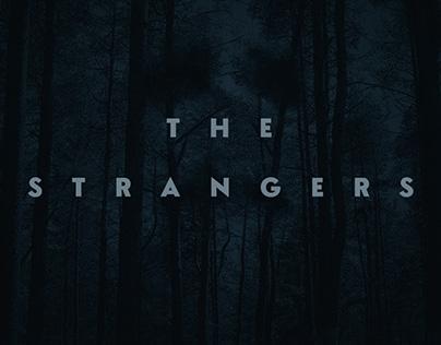 The Strangers (Film poster)