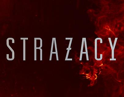STRAŻACY: tv series main titles
