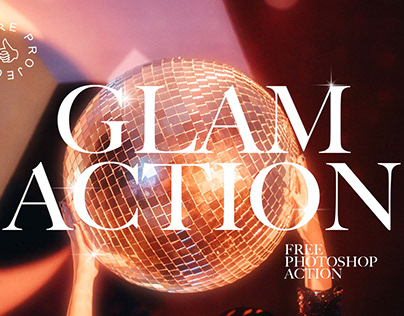 Free Download Glam Photo Filter - Photoshop Action