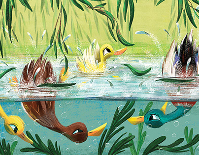 Ducks' Ditty | Storytime Magazine