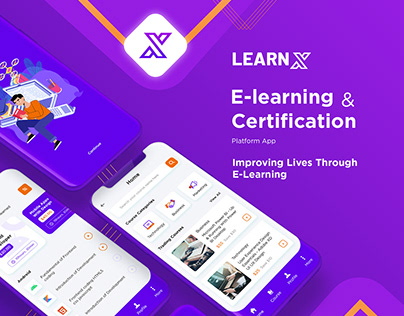 E-Learning & Certification Platform App