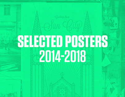 Selected Posters 2014-2018