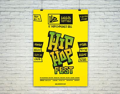 Hiphop Fest Products