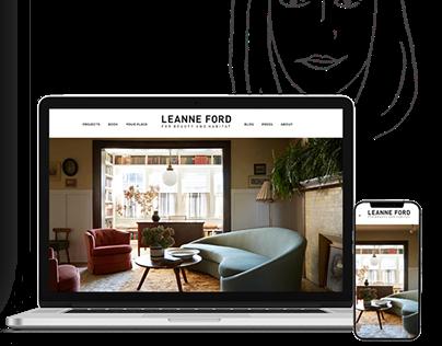 Interior Designer Website